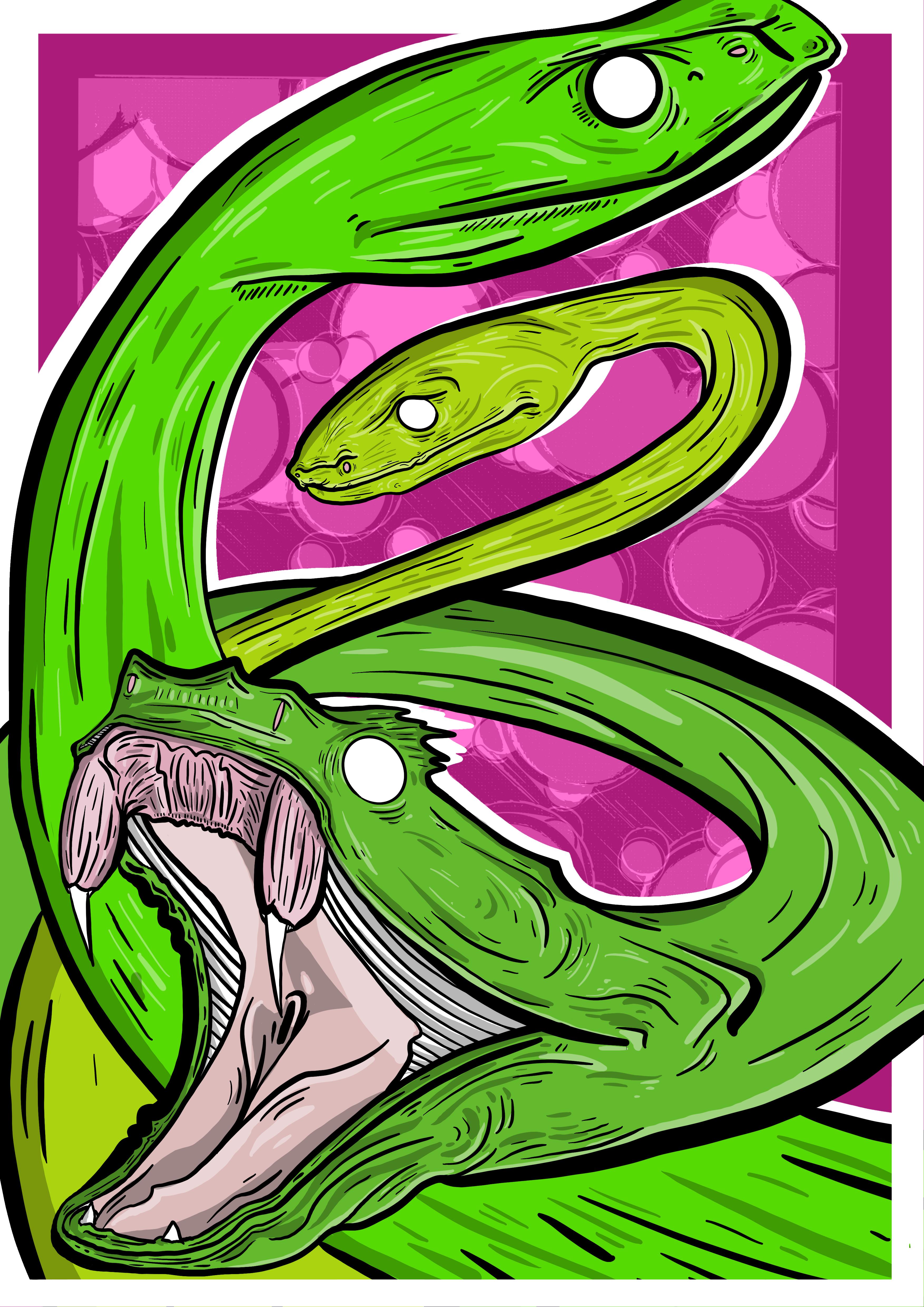 Snakes_trio